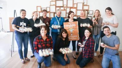 Holiday Cupcake Decorating Workshop December 2016