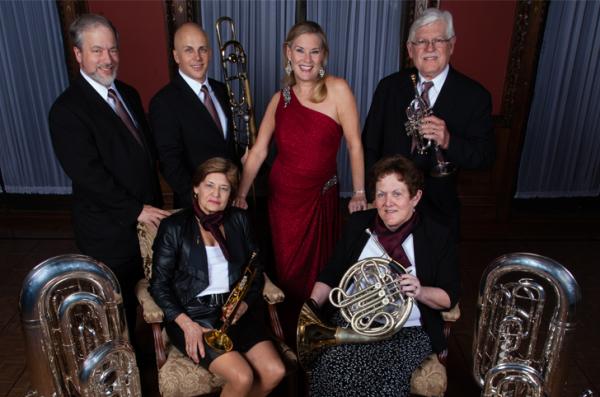 Brandywine Brass w/ Mary Ellen