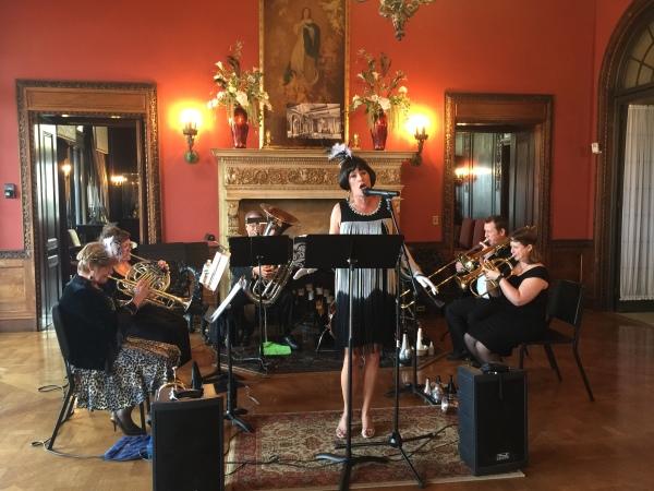 Brandywine Brass/Mary Ellen, Archmere Show