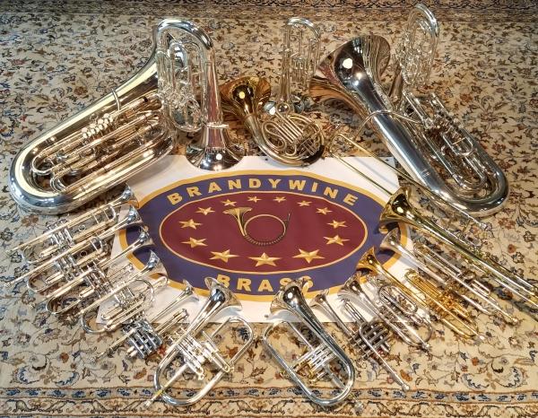 Brandywine Brass Logo/Instruments