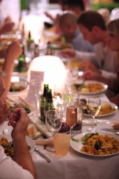 paella by antonio celebration oxford