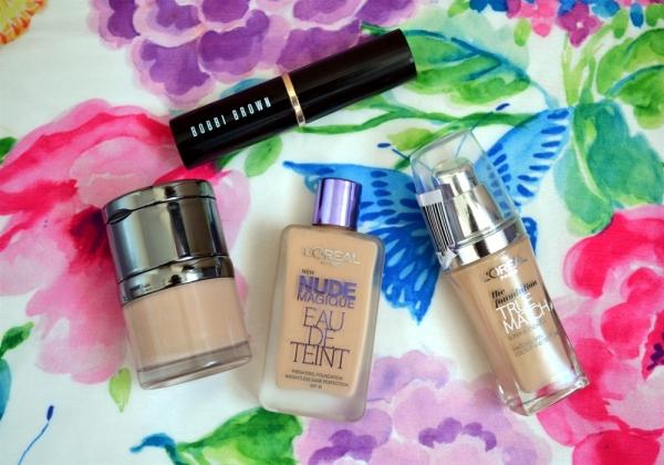 Foundation Bases For Skin Types