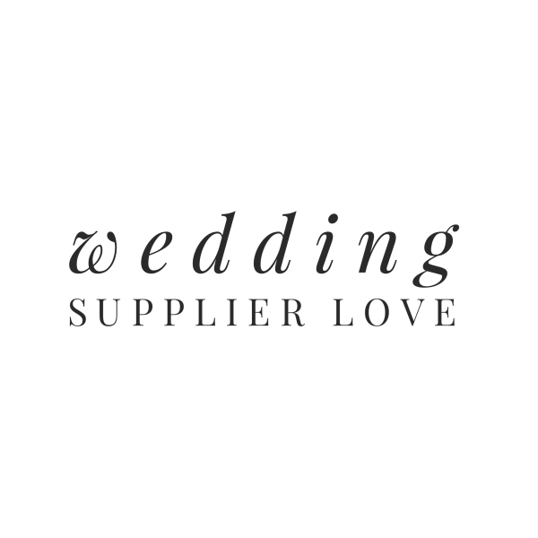 Wedding Supplier Love