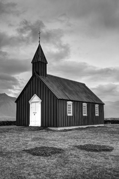 The Black Church, Iceland T106