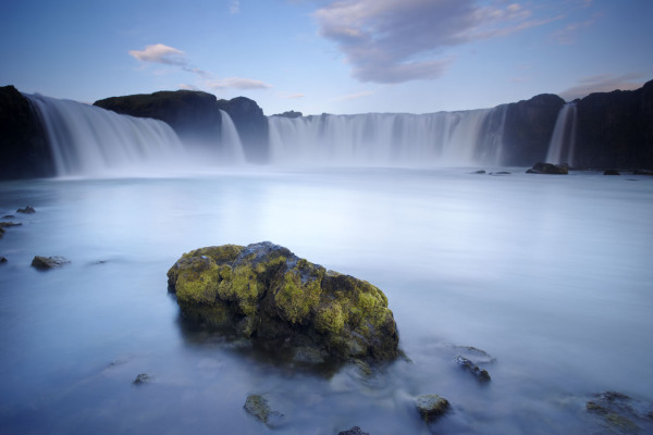 Godafoss, Iceland T107