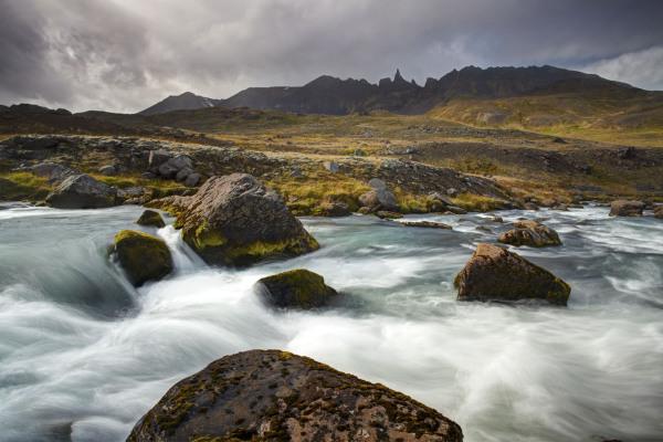 Hals Spires, Iceland T102