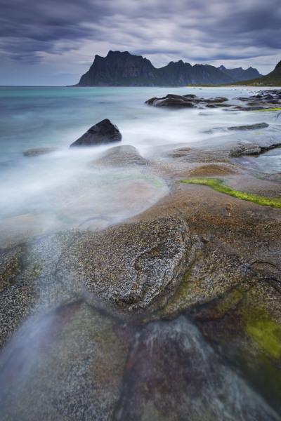 Utakliev beach, Lofoten Islands, Norway T111