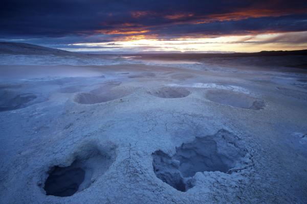 Myvatn geothermal plains, Iceland T112