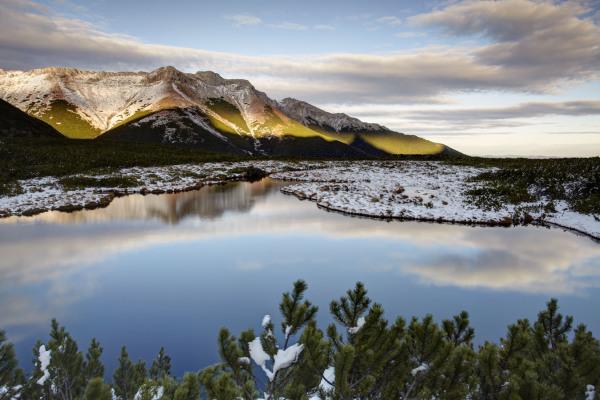Biele Pleso, High Tatras, Slovakia T103