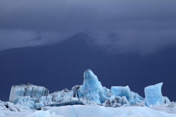 Jokulsarlon icebergs, Iceland T114