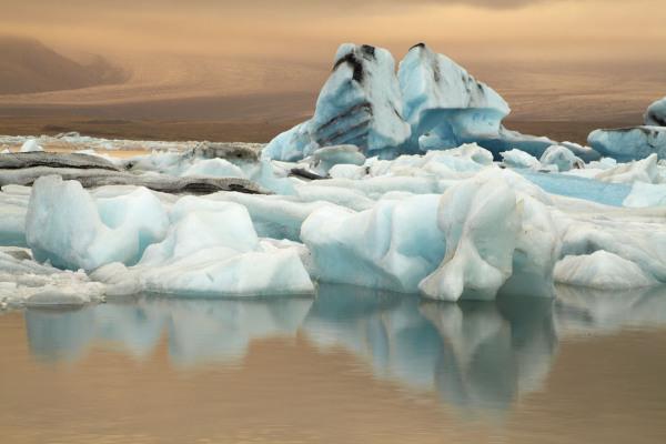 Jokulsarlon lagoon, Iceland, T116
