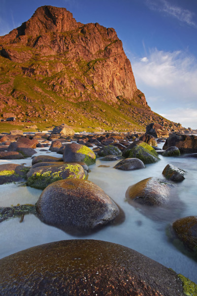 Utakliev beach, Lofoten Islands, Norway T117