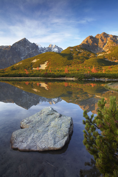 Biele Pleso, High Tatras, Slovakia T120