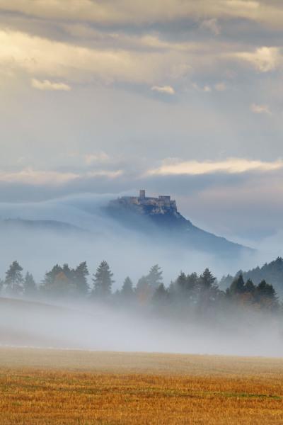 Spis Castle, Slovakia T121