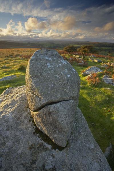Combestone Tor, Dartmoor, UK L108