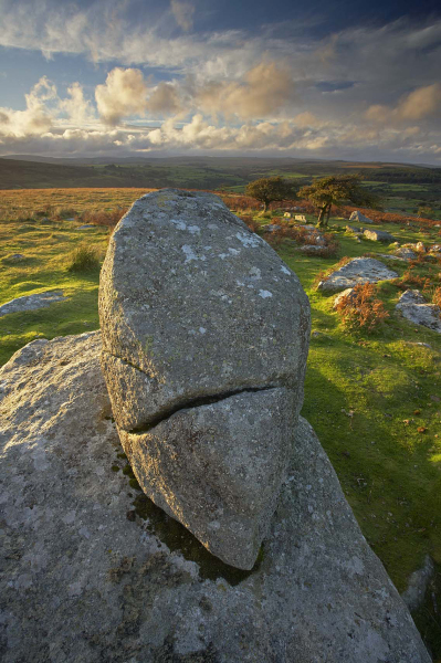 Combestone Tor, Dartmoor, UK L108
