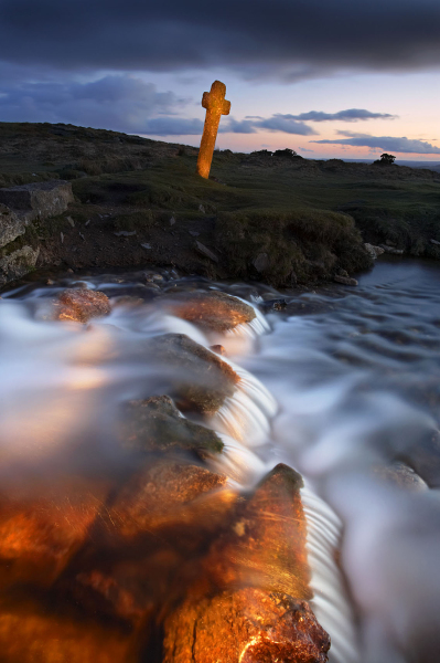 Windy Post cross, Dartmoor L112
