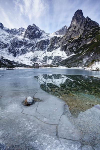 Zelene Pleso, High Tatras, Slovakia N120