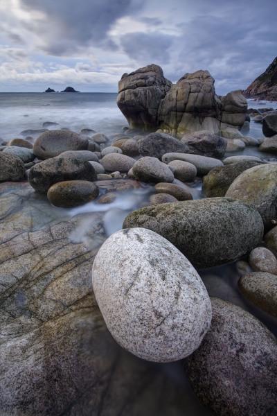 Porth Nanven, Cornwall, UK C112