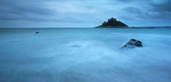 St Michaels Mount, Cornwall, UK C114