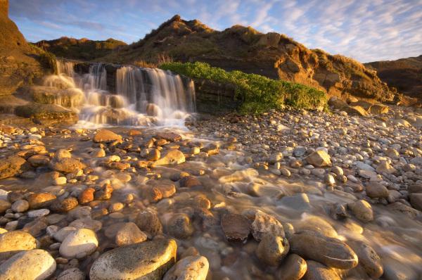 Osmington falls, Dorset, UK C117