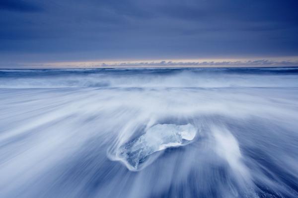 Black beach, Iceland T131