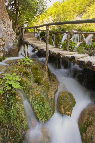 Plitvice Lakes, Croatia T134