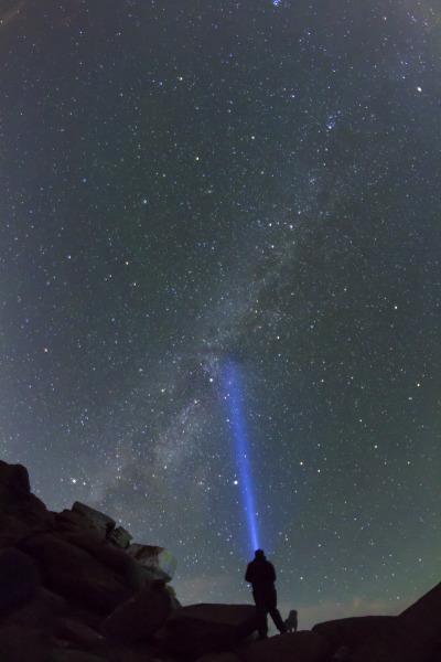 Star Gazing, Dartmoor, UK N112