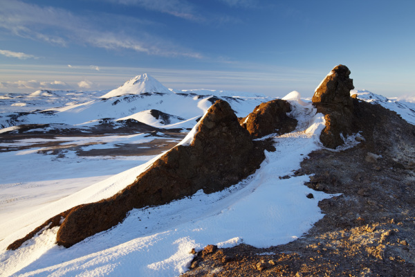 Myvatn landscape, Iceland N108