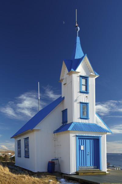 Stok church, Iceland. N104
