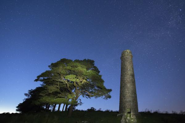 Powder Mills, Dartmoor. N105