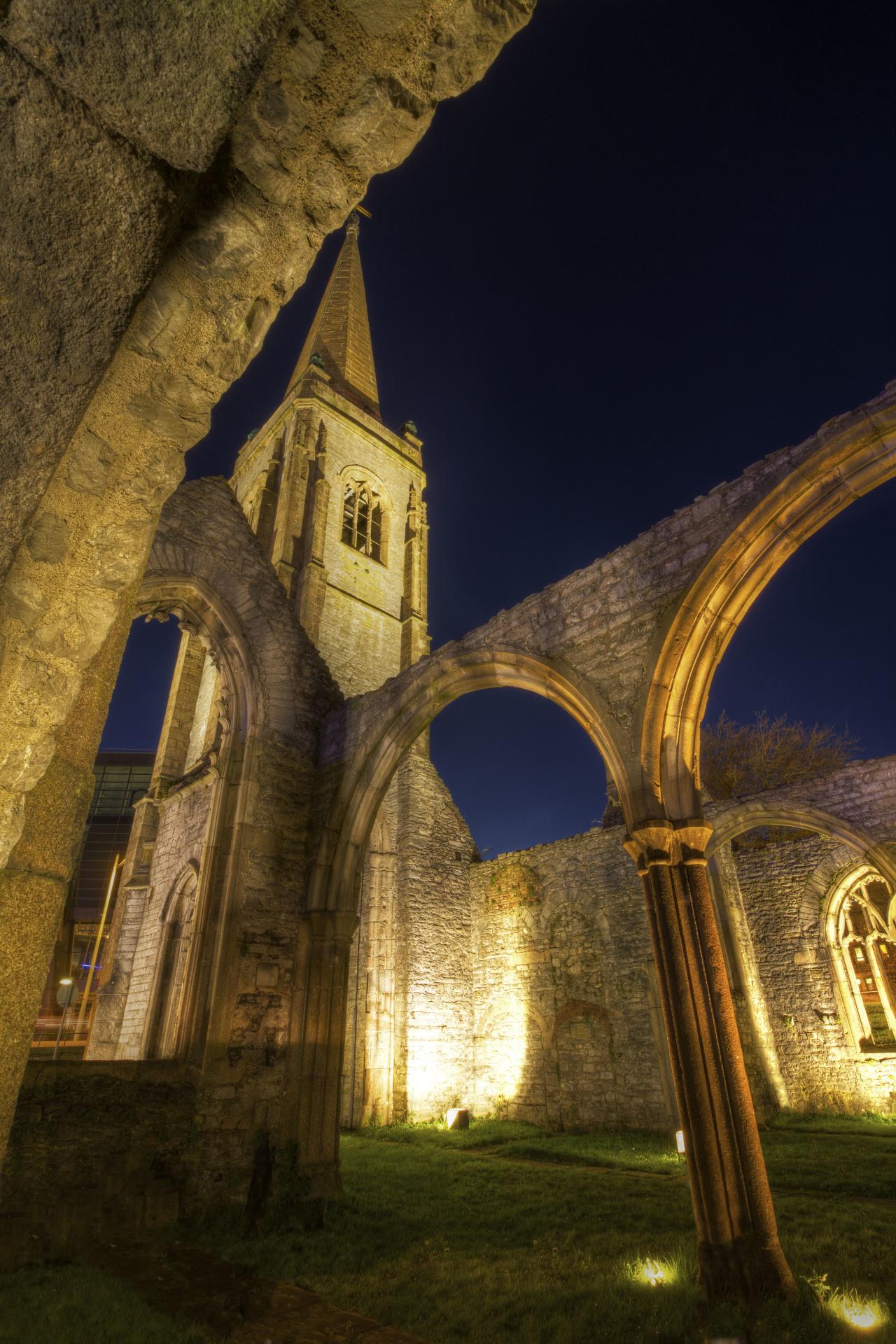 Charles Cross church, Plymouth, Devon. N110