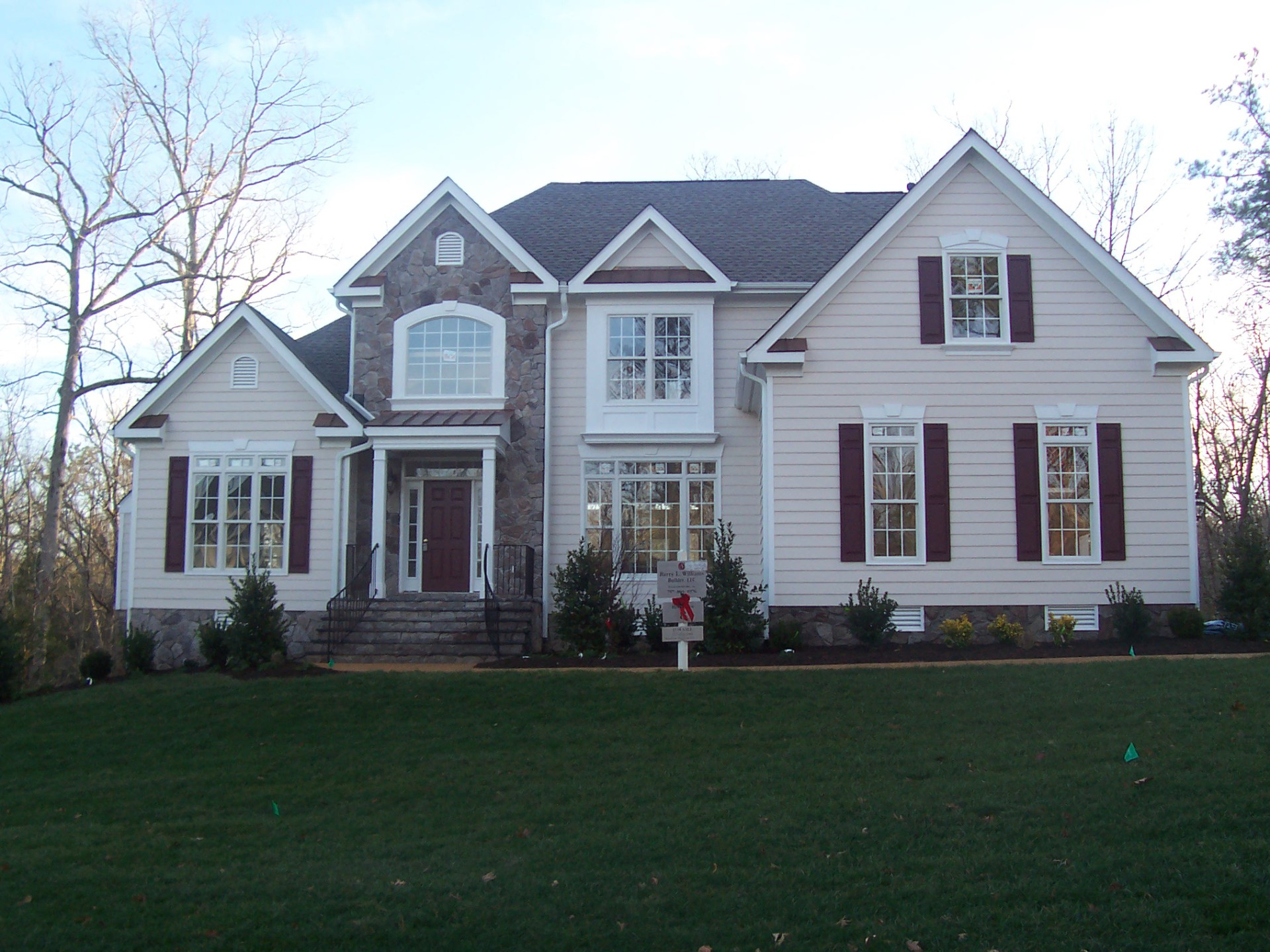 Williamsburg, Poquoson, Hampton Roads, Virginia Builder