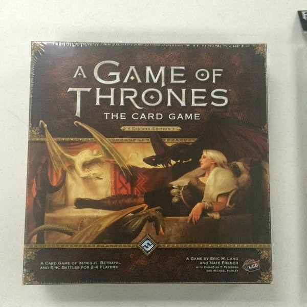 Game of Thrones: Card Game