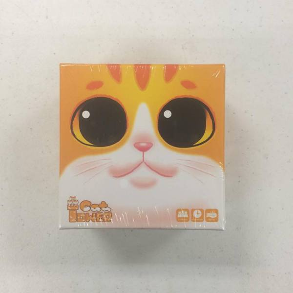Cat Tower: Card Game