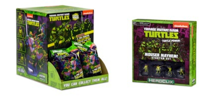 Teenage Mutant Ninja Turtles Heroclix