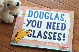 DOUGLAS, YOU NEED GLASSES by Ged Adamson