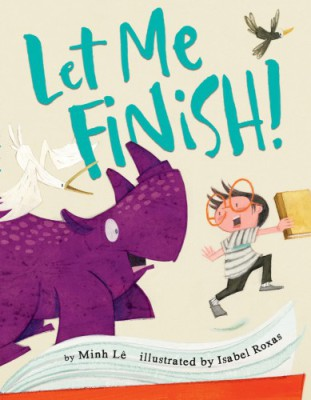 LET ME FINISH by Minh Le