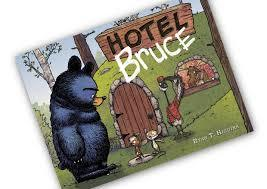 HOTEL BRUCE By Ryan T. Higgins