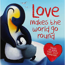 LOVE MAKES THE WORLD GO ROUND By Melanie Joyce