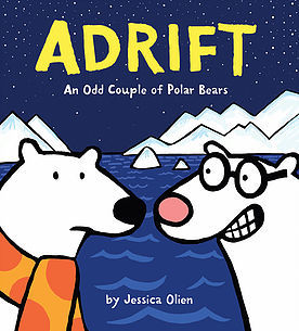 ADRIFT: AN ODD COUPLE OF BEARS By Jessica Olien