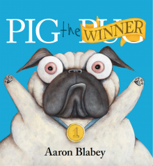 PIG THE WINNER   By Aaron Blabey
