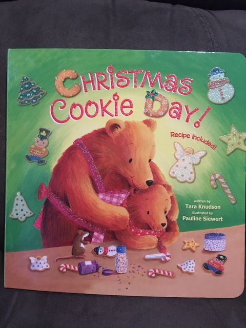 CHRISTMAS COOKIE DAY!  By Tara Knudson & Pauline Siewert