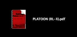 PLATOON (RL-X) PDF