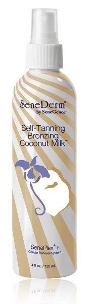 Self-tanning Bronzing Coconut Milk