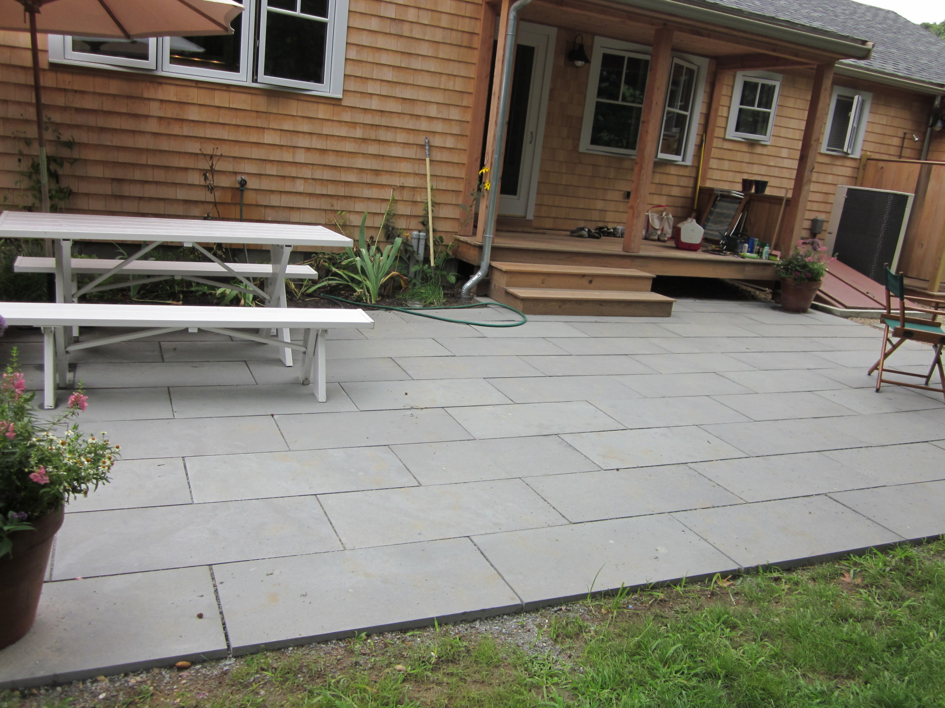 patio bluestone