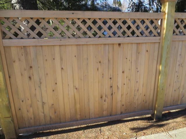 fence stockade