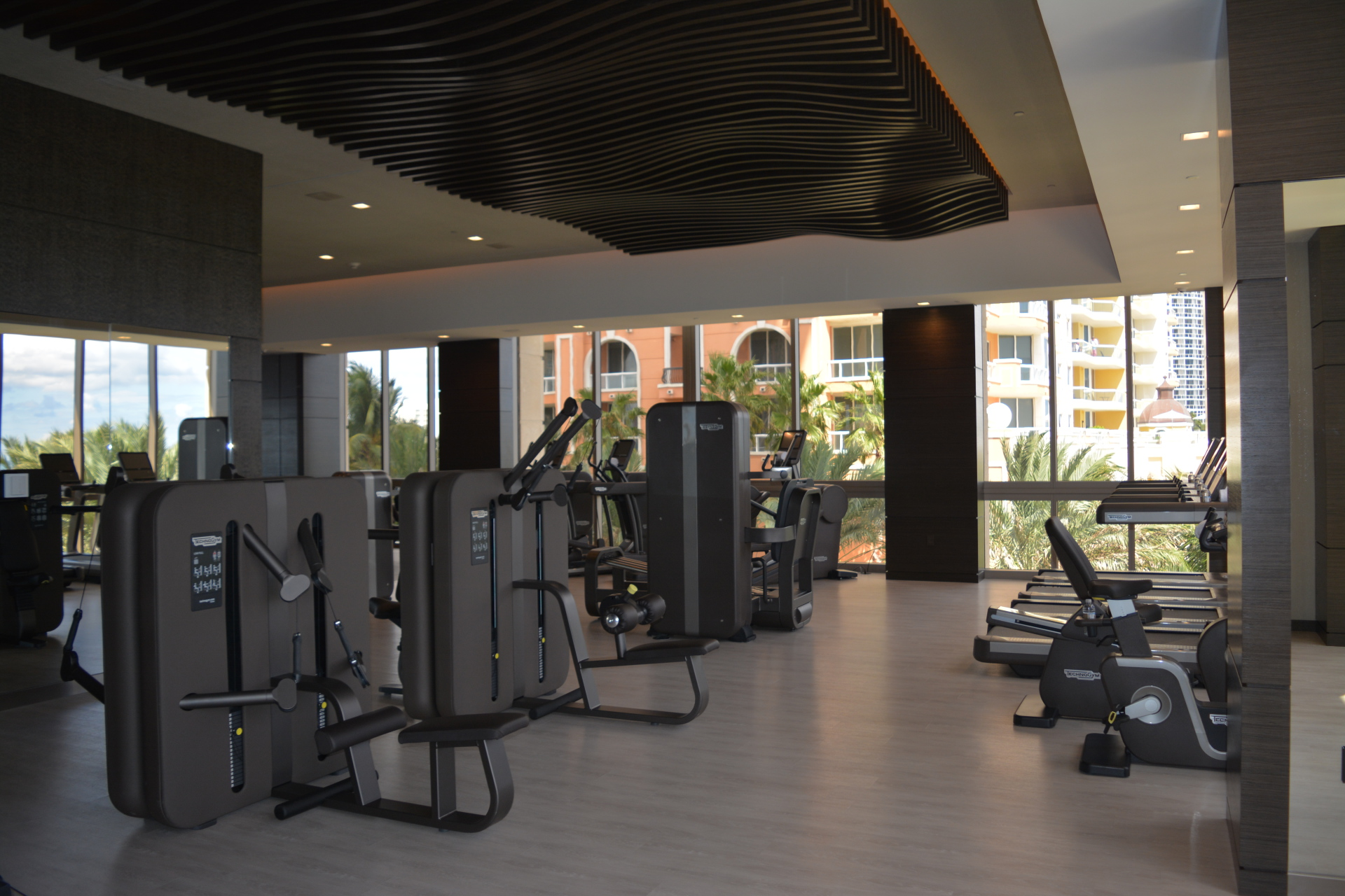 Mansions At Acqualina State-Of-The-Art Fitness Center