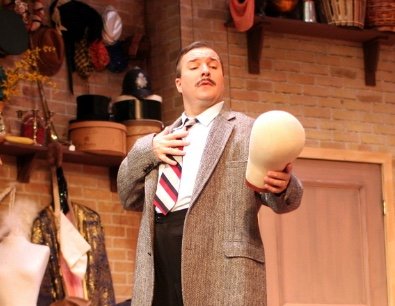 Buzz Roddy as George Hay in MOON OVER BUFFALO