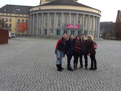 Staatstheater Saarbrücken, 2012